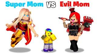Download Roblox SUPER MOM vs EVIL MOM.. 🤩😈