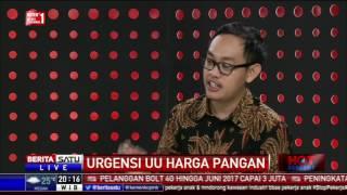 Hot Economy: Urgensi Undang-undang Harga Pangan #1