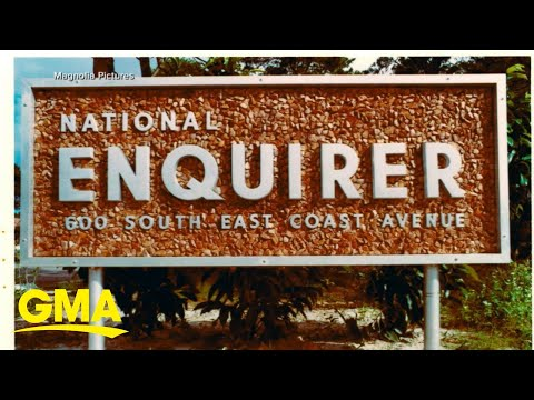 New documentary reveals how National Enquirer amassed its power l GMA