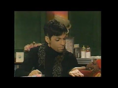 Prince on Muppets Tonight |