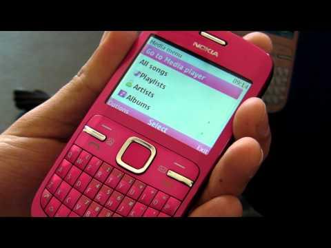 Nokia C3 review HD ( in Romana ) - www.TelefonulTau.eu -