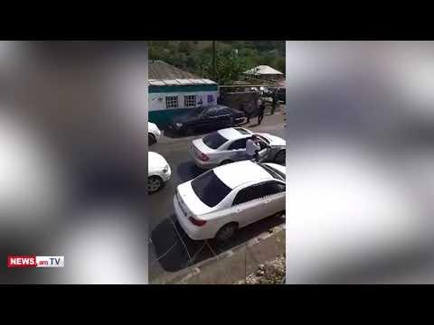 «Քո–չար–յան». ինչպես են Բաղանիսում դիմավորել Նիկոլ Փաշինյանին