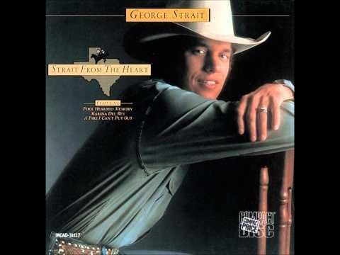 George Strait - Honky Tonk Crazy