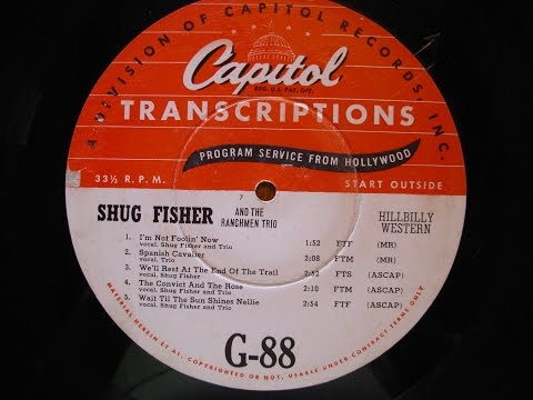 Shug Fisher #5 w Joaquin Murphey Steel Guitar & Merle Travis/Wesley Tuttle