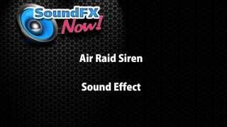 Air Raid or Tornado Siren   Sound Effect   YouTubevia torchbrowser com