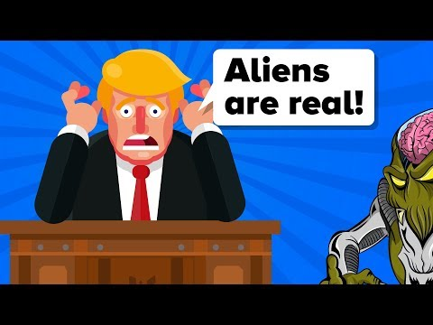 Here's What Would Happen If the Government Admitted Aliens Are Real