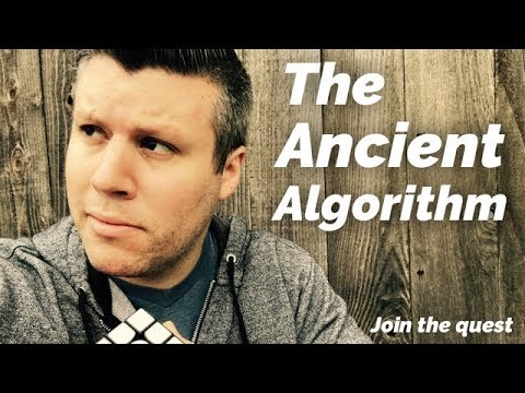 The Ancient Algorithm