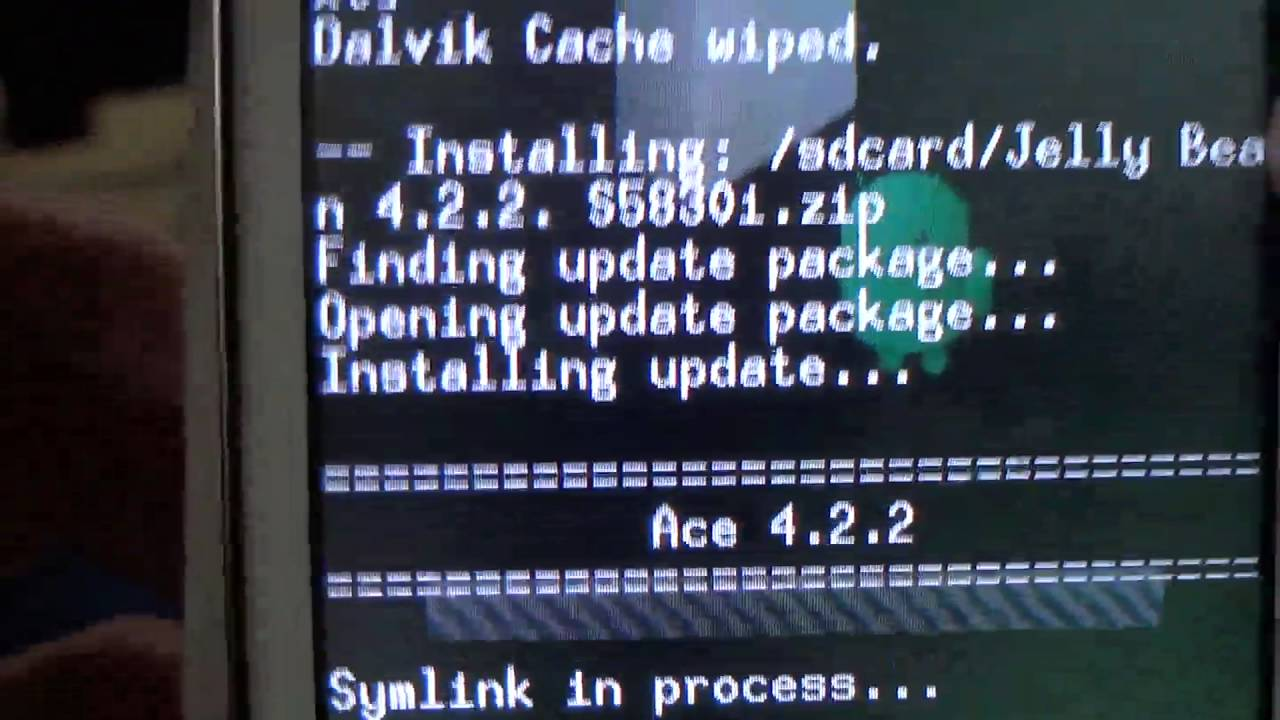 How to upgrade/update galaxy ace gt-s5830i to android 4 2