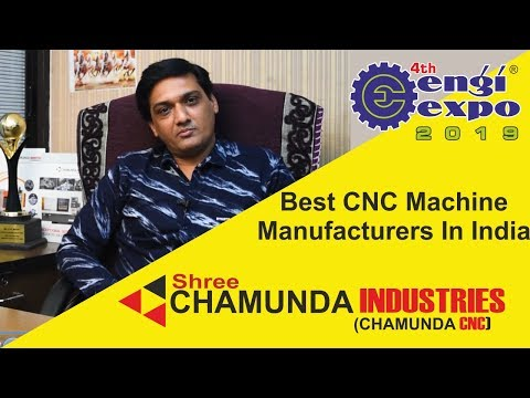 Best CNC Machine Manufacturers In India – MACHINE TOOLS EXPO