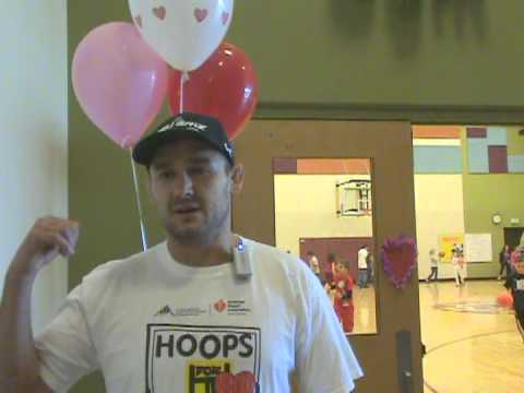 Alamosa Elementary School Hoops For Heart, Colorado