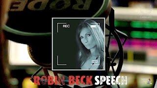 Robin Beck´s speech about Patgirl Darkstarangels  Official Teaser © LMG LOCA