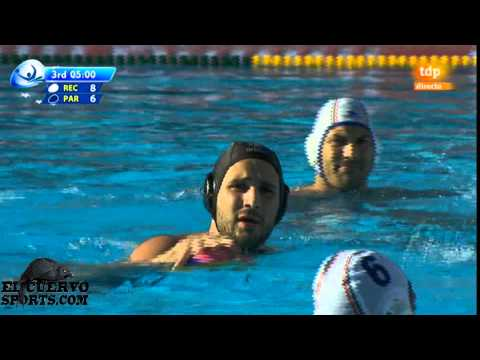 Pro Recco 18 Partizan 19 12 12 Quarters Final Six Barcelona 2014 29 5 14 water polo