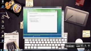 Windows Vista in VirtualBox Installieren! [German] [HD]