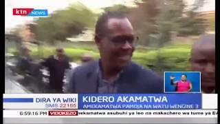 Kidero Akamatwa: Alikamatwa kuhusu ubadhirifu wa Sh68M
