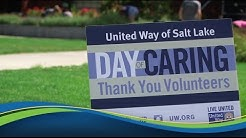 Zions Bank United Way Day of Caring 2016