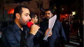 علي حمادي - أربعينية الإمام الحسين 1434