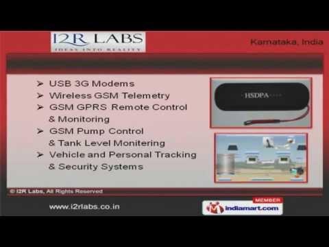 Telecommunication Equipment by I2R Labs, Bengaluru