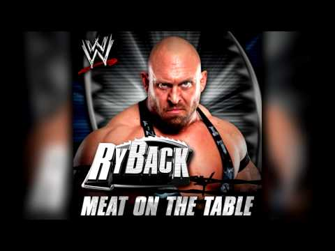 "Ryback 2nd Theme Song ""Meat On The Table"""