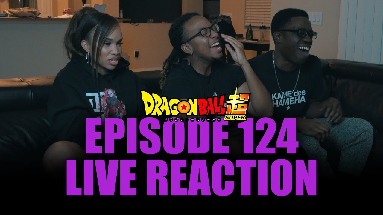 Download DYSPO SNAPPED!! Dragonball Super EP 124 LIVE Reaction!