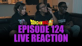 Video DYSPO SNAPPED!! Dragonball Super EP 124 LIVE Reaction! download MP3, 3GP, MP4, WEBM, AVI, FLV Mei 2018