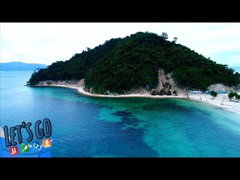 Wisata Terbaru di Lampung, Pulau Tegal Mas - Let's Go (24/2)