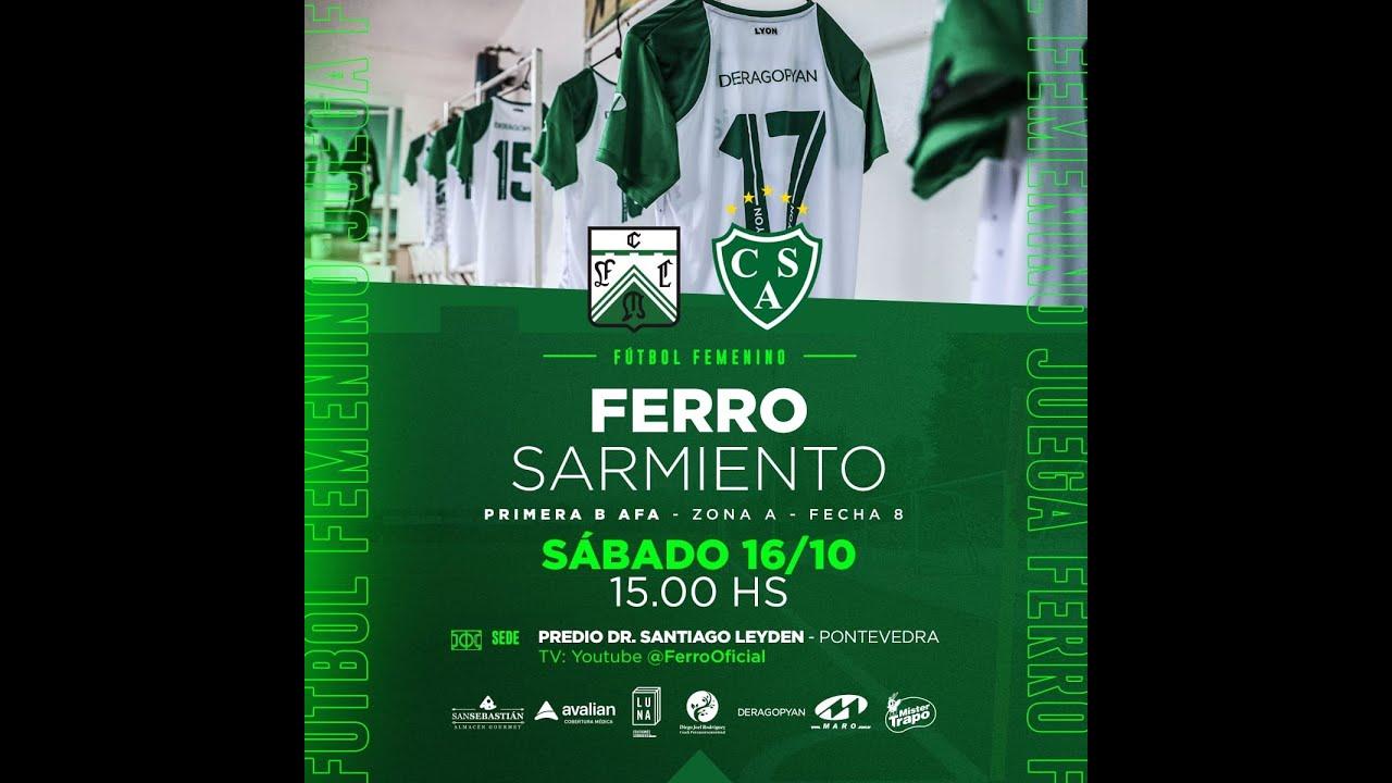 Fútbol femenino | Ferro - Sarmiento de Junín