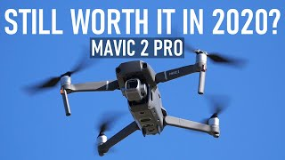 Mavic 2 Pro - Still Worth It In 2020? | 1 Year Review From A Commercial Drone Pilot | DansTube.TV