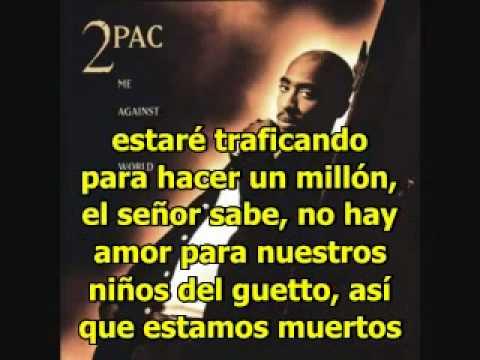 2pac - It Ain't Easy subtitulada español