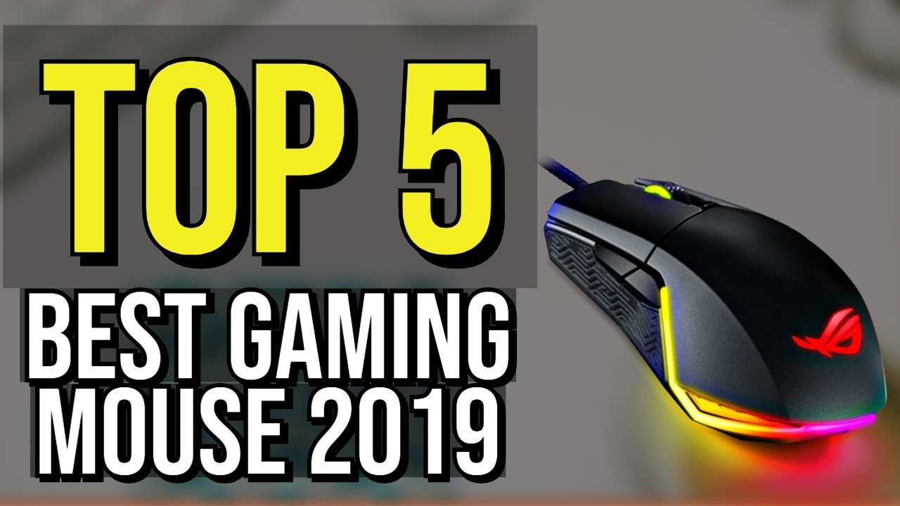 a0bd8626447 ✅ TOP 10: Best Gaming Mouse 2019 - YouTube