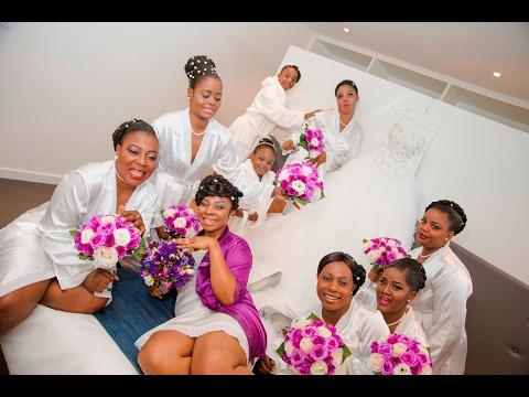 Wedding Eunice and Abraham Part 2
