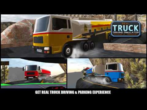 OffRoad Truck Driving-Real Oil Transport Simulator