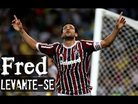 "Fred ""Levante-se"" (Pós -Copa) Skills and Goals 2014 (Fluminense) By:D.O"