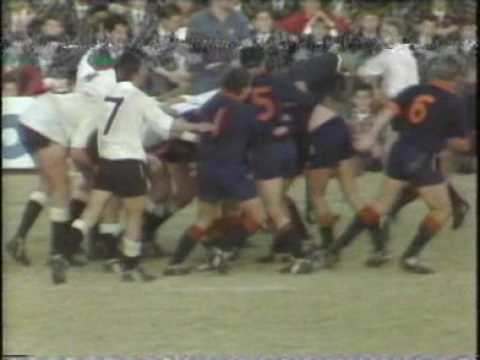 1988 - Ruben Kruger Try [Grey College vs Monument]
