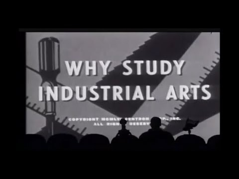 MST3K - Why Study Industrial Arts