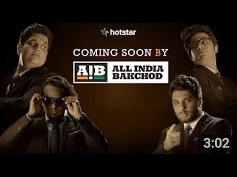 AIBs New Show  Coming Soon  All India Bakchod  AIB