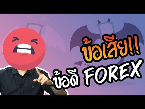 ข้อเสีย Forex ข้อดี Forex คืออะไร ? - Forex รู้ไว้ใช่ว่า EP. 11
