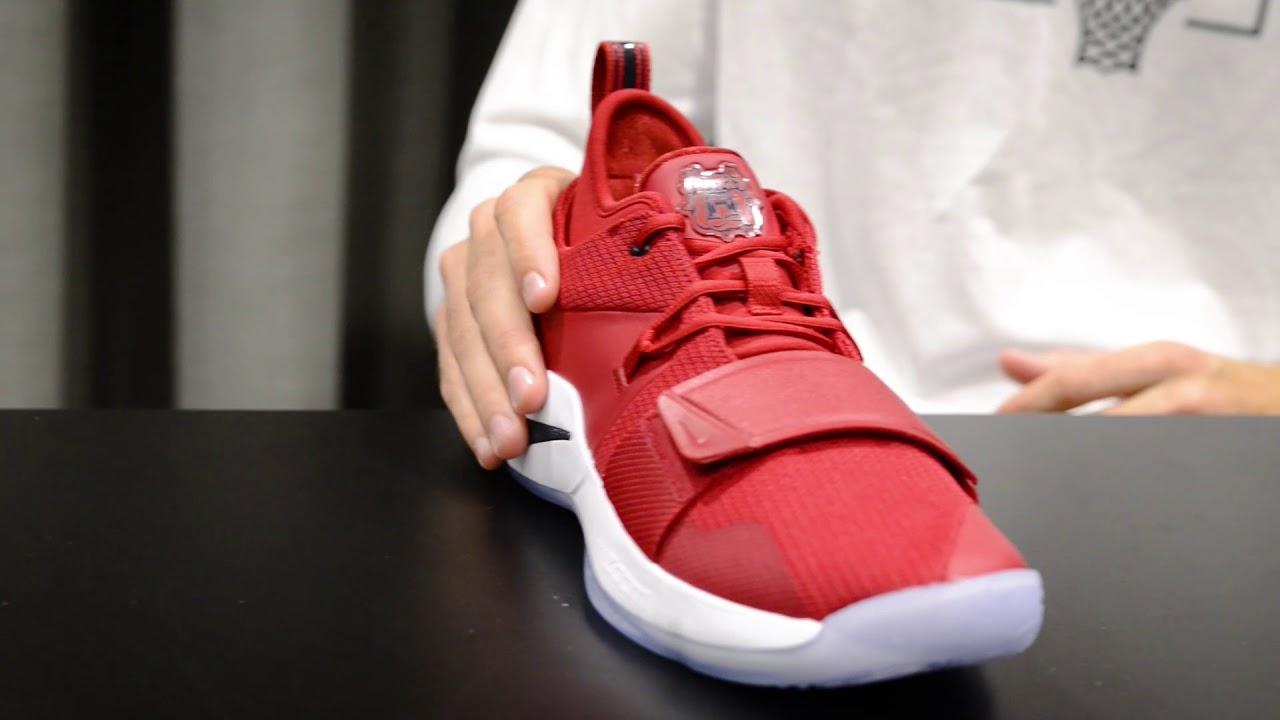01205725506 SOLETALK - Nike PG2.5 FRESNO - YouTube