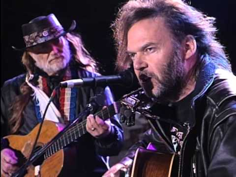 Willie Nelson And Neil Young - Last Of His Kind (Live At Farm Aid 1993)