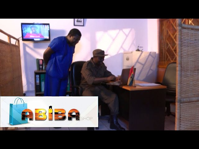 ABIBA S02 - THE COMEBACKS | TV SERIES GHANA