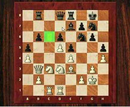Old Indian Defence : Instructive Game: T.Gavriel (kingscrusher) vs S.Swanson (Chessworld.net)
