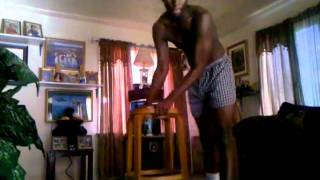 Dancing to PrettyRicky(PlayHouse)
