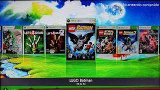 Lista De Juegos No Aparese En Freestyle Xbox 360 Rgh