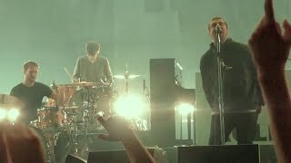 Liam Gallagher with his son Gene on drums - The River [Live at 3Arena, Dublin - 23-11-2019]