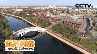 《远方的家》 20210113 大运河(59) 南运河畔的美丽家园| CCTV中文国际 - YouTube
