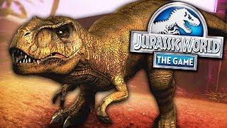 OS MELHORES CARNÍVOROS DO MUNDO! - Jurassic World - O Jogo - Ep 344