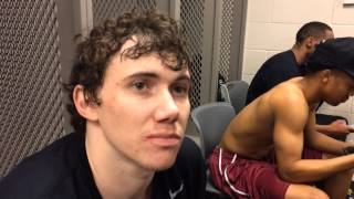 Wichita State guard Evan Wessel on Shockers