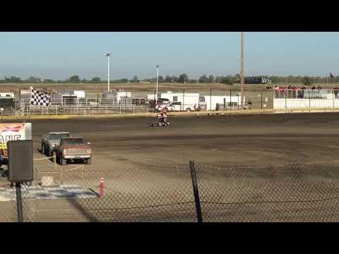 Lemoore Raceway 4/27/19 Jr Sprint Qualifying Ty