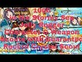 1000 Scouts ~in The Stormy Sea Jolly Roger Character & Weapon Scout with Record Crystal Scout~