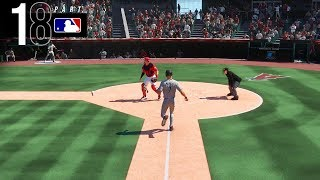 MLB 19 Road to the Show - Part 18 - Pinch Running!