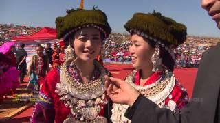 HMONGWORLD: KABYEEJ VAJ talks to Performers from the 2014 Hmong Int'l Hauvtoj in Honghe, CHina